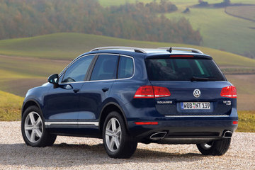 Volkswagen Touareq