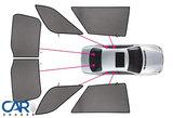 Car Shades - Ford Focus 5-deurs - 2004 tot 2011 - PV FOFOC5B - overzicht
