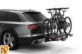 Thule EasyFold XT 2 met twee fietsen