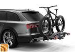 Thule EasyFold XT 2 met zware mountainbike