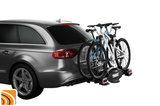 Thule VeloCompact 2 7-pin 925 met fietsen