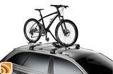 Thule ProRide 598 fietsdrager op auto