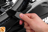 Thule VeloCompact 3 7-pin pompgesp