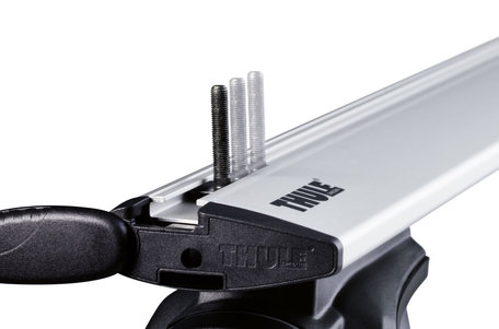 Thule T-track Adapter | 20x27mm | T-stukken set | 697-6