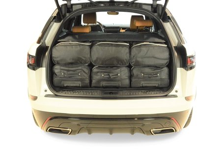 Car-Bags | Range Rover Velar | vanaf 2017 | met reservewiel | Auto reistassen