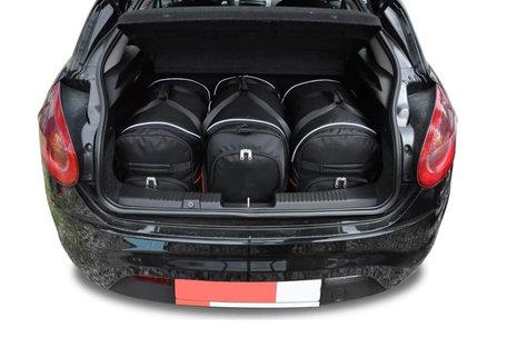 Kjust reistassen | Fiat Bravo | 2007 tot 2015 | 3 auto tassen