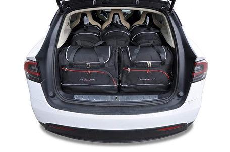 Kjust | Tesla Model X | vanaf 2016 | Auto reistassen