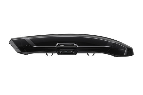 Thule Vector L | Black Metallic | Dakkoffer | 613701