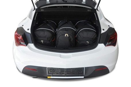 Kjust   Opel Astra GTC   2012 tot 2017   Auto reistassen