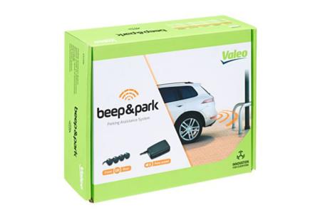 Valeo Beep & Park Kit 1 | Parkeersensoren set | Achter