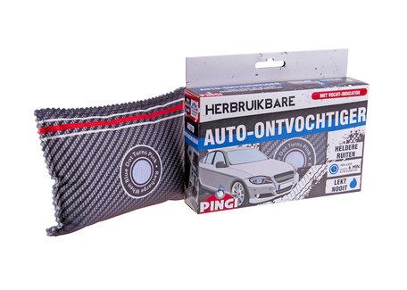 Pingi Luchtontvochtiger XL | Vochtvreter auto | 300 gram