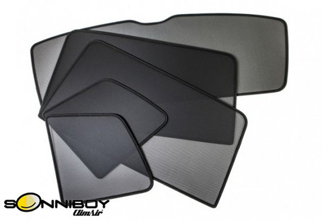 SonniBoy | Audi Q5 | 2008 tot 2017 | Auto zonneschermen | CL 78219