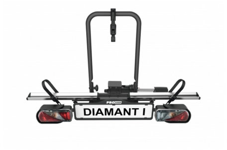 Pro User Diamant 1 (91756) | Trekhaak fietsdrager | 1 fiets