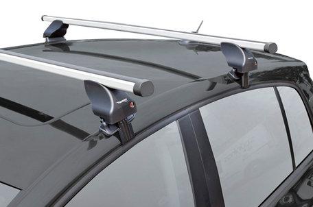 TwinnyLoad dakdragers | Toyota Yaris | 5-deurs vanaf 2011 | Aluminium