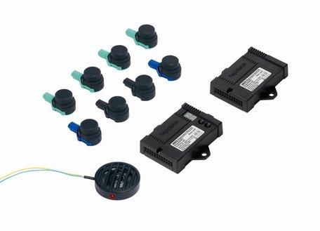 Waeco MagicWatch MWE-910 Parkeersensoren set voor en achter