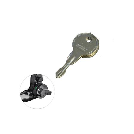Brink trekhaak sleutel | Verticaal afneembare trekhaak