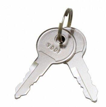 Pro User sleutel | Originele sleutel op nummer