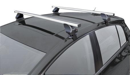MAC Dakdragers Aluminium MAC5000A18 Fiat Panda zonder reling 2003-2012