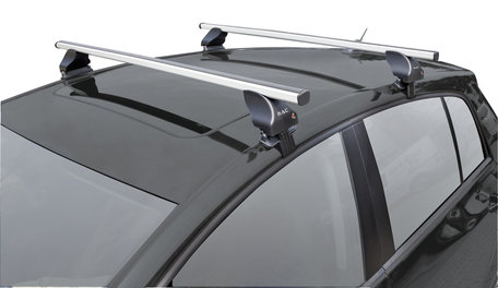 MAC Dakdragers Aluminium MAC5000A26 Seat Altea Freetrack met gesloten reling 2007-2009