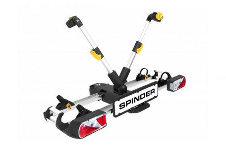 Spinder Xplorer (S11008) | Fietsendrager Trekhaak | 2 fietsen