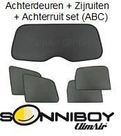 SonniBoy Skoda SuperB II Combi van 2009 tot 2015   Complete set 78230ABC