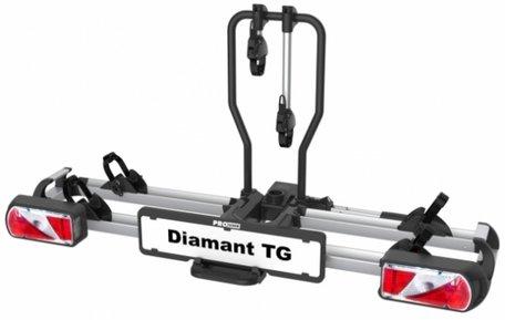 Pro User Diamant TG (91748) | Trekhaak Fietsendrager | 2 fietsen