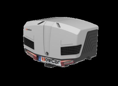 TowBox V3 | Trekhaakbagagebox | Classic Black - Gray | 400L