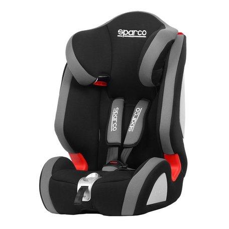 Sparco Kinderstoel | F1000K | Zwart/Grijs