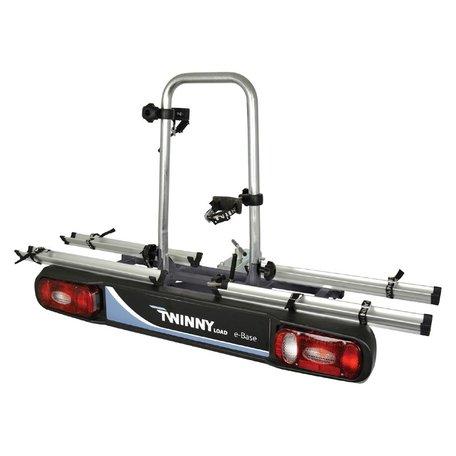 Twinny Load e-Base | Trekhaak fietsendrager | 2 (elektrische) fietsen