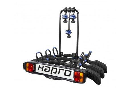 Hapro Atlas Active 3 | Trekhaakfietsendrager | 7-polig | 34713