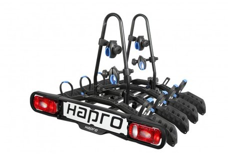 Hapro Atlas Active 4 | Trekhaakfietsendrager | 13-polig | 34715