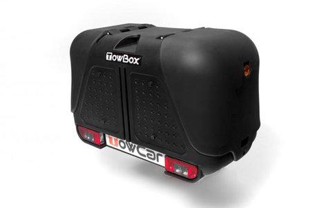 TowBox V2 | Trekhaakbagagebox | Black Edition