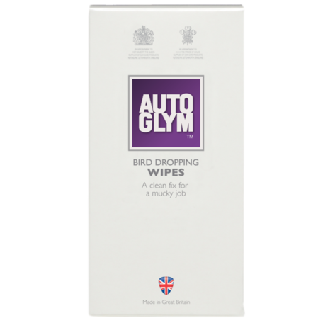 Autoglym Bird Dropping Wipes | Doos 10 stuks
