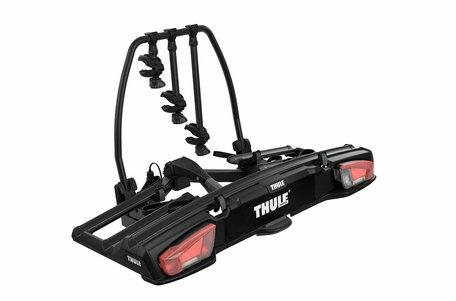 Thule VeloSpace XT 3 Black (939) | Trekhaak fietsendrager | voor 3 fietsen