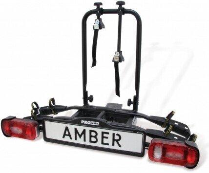 Pro-User Amber 2 (91729) | Trekhaak fietsendrager | 2 fietsen