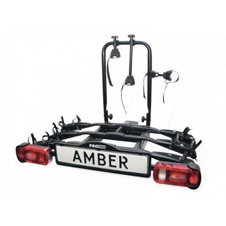 Pro User Amber 3 (91731) | Trekhaak fietsendrager | 3 fietsen