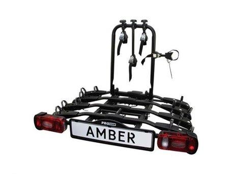 Pro User Amber 4 (91733) | Trekhaak fietsendrager | 4 fietsen