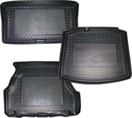 Kofferbakschaal met antislip gedeelte Skoda Fabia Hatchback Originele pasvorm