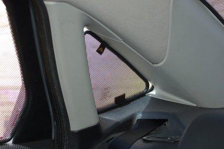 Trokot zonneschermen | BMW X3 (F25) 2010-2017 | kwartramen