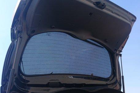 Trokot zonneschermen | BMW X6 (F16) 2014-2019 | achterruit