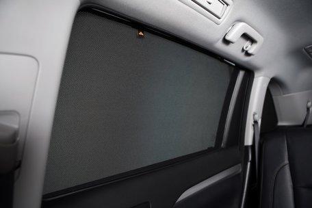 Trokot zonneschermen | Volvo C30 2006-2012 3-deurs hatchback | kwartramen