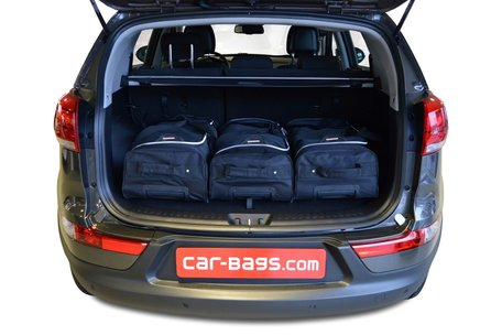 Reistassen set Kia Sportage III (SL) 2010-2015