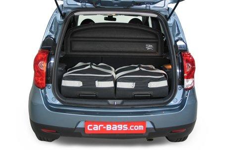 Reistassen set Mitsubishi Colt (Z30) 2009-2013 5-deurs hatchback (facelift)