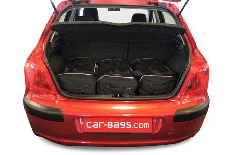 Reistassen set Peugeot 307 2001-2008 3 & 5-deurs hatchback