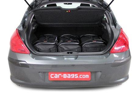 Reistassen set Peugeot 308 I 2007-2013 3 & 5-deurs hatchback