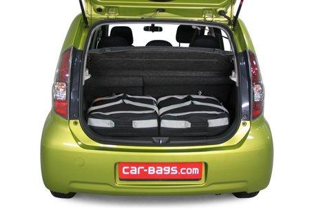 Reistassen set Daihatsu Sirion M3# 2005-2010 5-deurs hatchback
