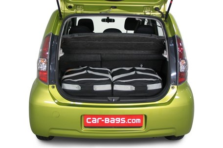 Reistassen set Subaru Justy IV (M300F) 2007-2011 5-deurs hatchback