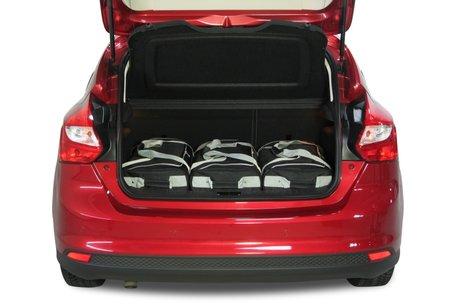 Reistassen set Ford Focus III 2010-2018 5-deurs hatchback (nieuw design)