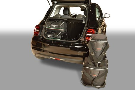 Reistassen set Fiat 500 (+ Cabrio) 2007-heden 3-deurs hatchback