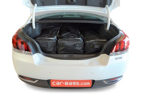 Reistassen set Peugeot 508 I 2010-2018 4-deurs sedan